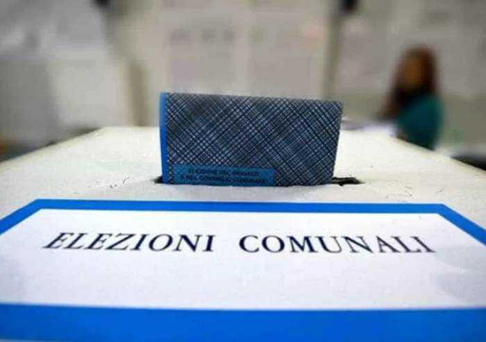Elezioni amministrative: si vota il 3 e 4 ottobre