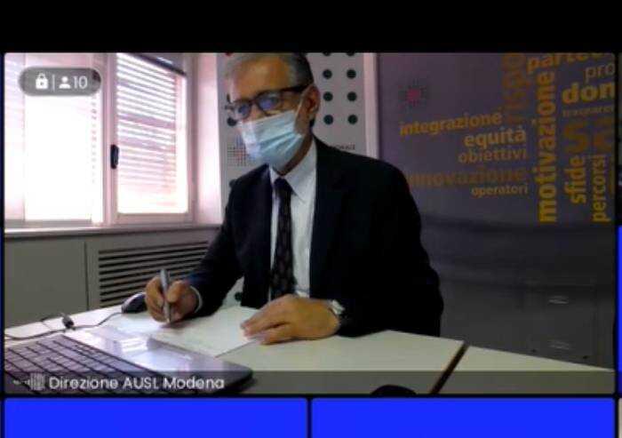 Covid Modena, 35 ricoverati: 2 sono gravi nonostante il doppio vaccino