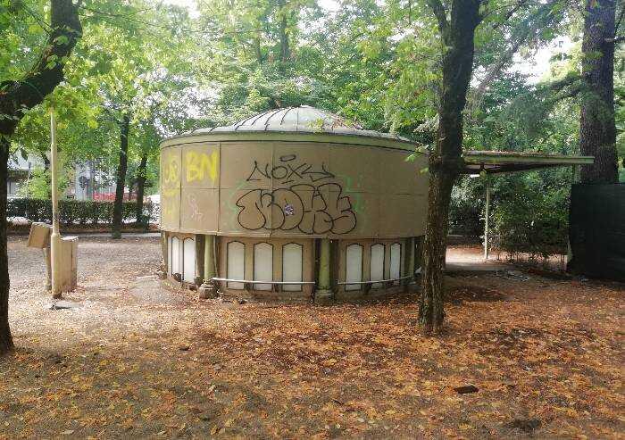 FdI e PdF Modena: Parco delle Mura, degrado senza fine
