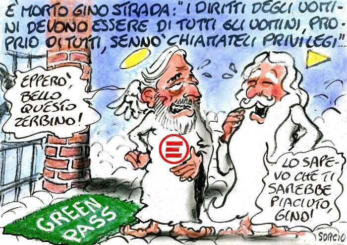 Addio Gino Strada