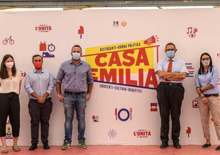 Modena, è deciso: anche per entrare a Festa dell'Unità serve Green Pass