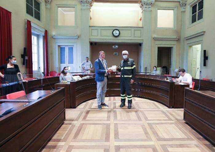 Vigili del fuoco di Modena, cambia il comandante: arriva Andriotto