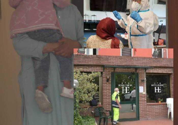 Profughi afghani nel modenese tutti in buona salute e senza traumi
