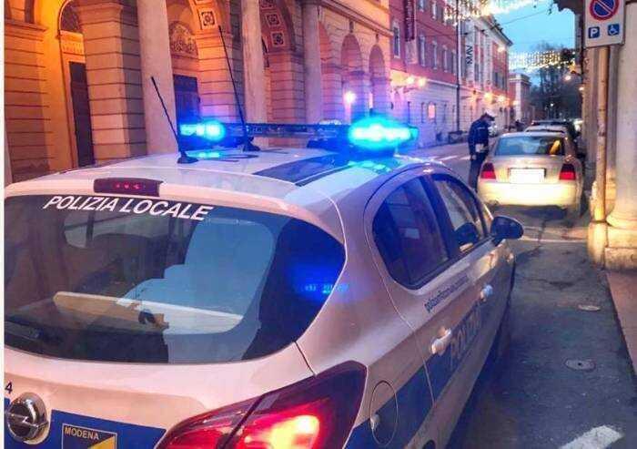 Modena, donna con 8 identità arrestata dalla Polizia Locale