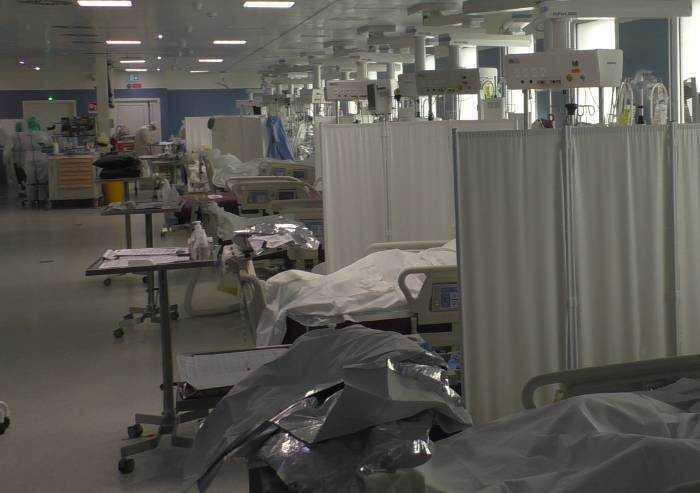 Covid: in terapia intensiva a Modena i non vaccinati sono 6 su 10