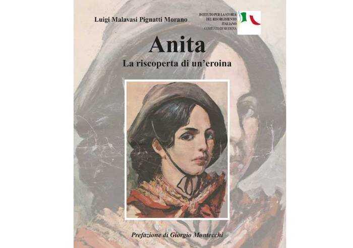 Anita, eroina divenuta simbolo di libertà ed emancipazione