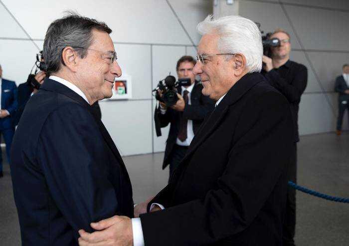 Presidenza Repubblica, Sergio 'costretto' a tener il posto a Draghi