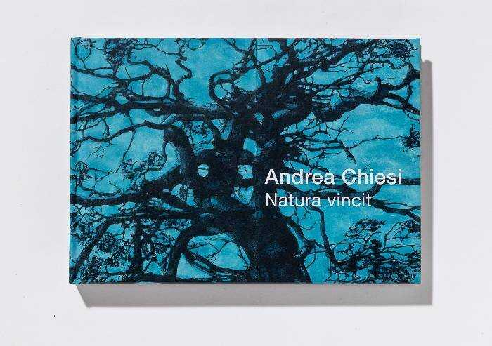 Andrea Chiesi, Natura vincit: il libro