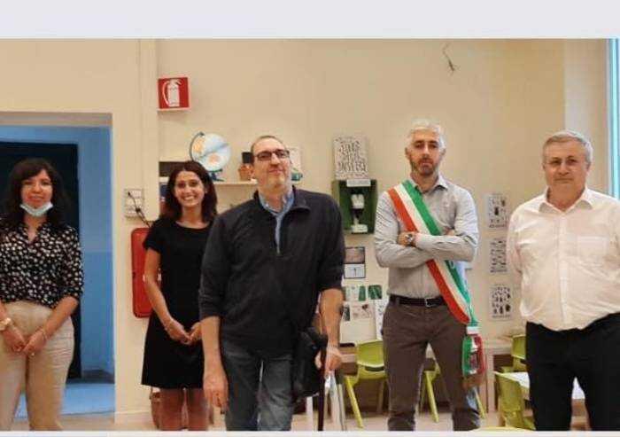 'Scuola paritaria San Cesario, quei lavori sono in ritardo di 10 anni'