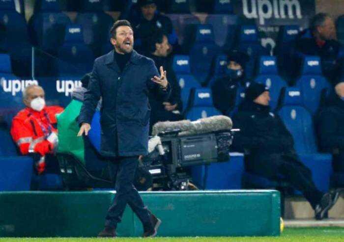 Continua il momento no di Di Francesco: il Verona lo esonera