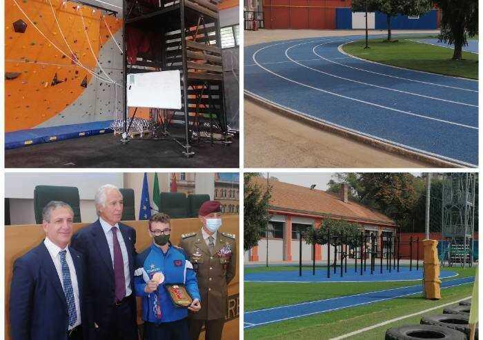L'Accademia Militare si apre alla città, anche per lo sport