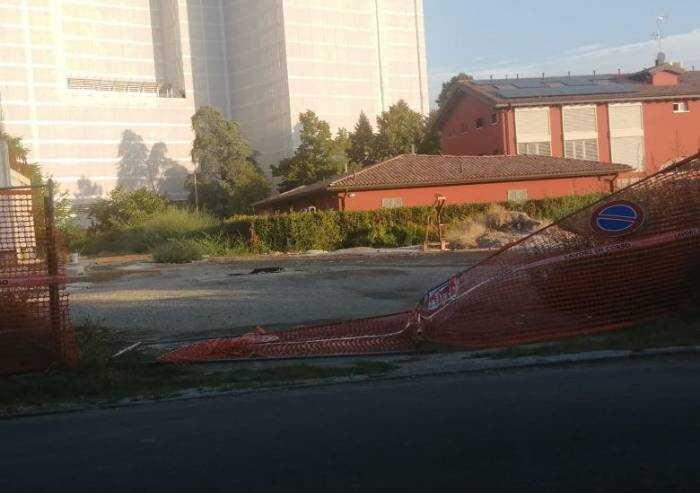 'Cantiere abbandonato, la nuova Cra Ramazzini è ancora in un limbo'