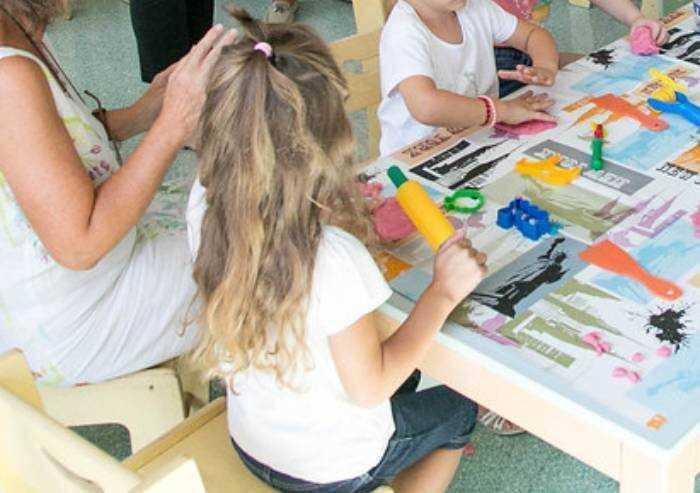 Scuola: 5 classi in quarantena in nidi e infanzia