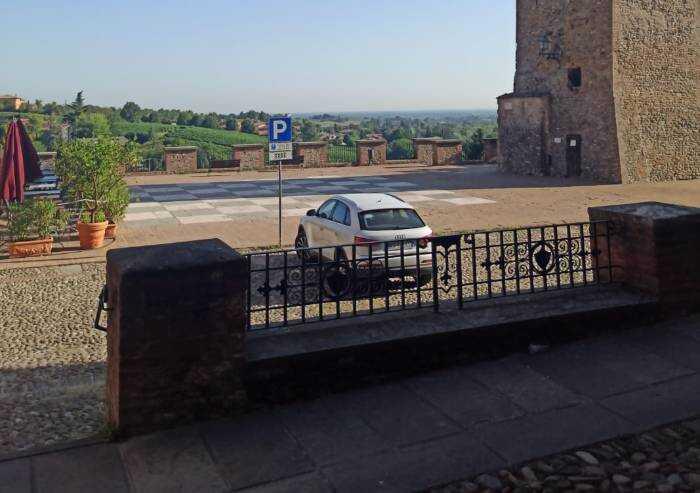 Sagra dell'Uva a Castelvetro, green pass per passeggiare nelle vie del centro
