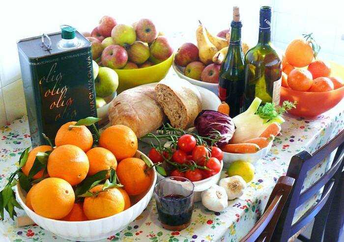 L'orologio della vita: distribuzione e composizione dei pasti