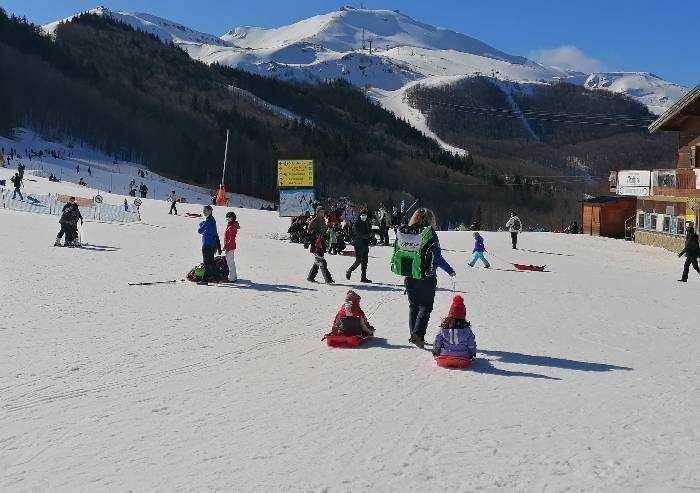 Green Pass e distanziamento confermato per impianti sci