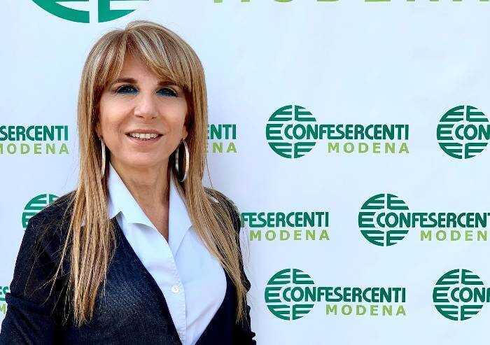 Confesercenti Modena: Marvj Rosselli riconfermata direttore