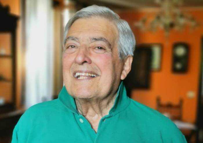 Lutto a San Felice, cordoglio per la scomparsa di Gino Calzolari