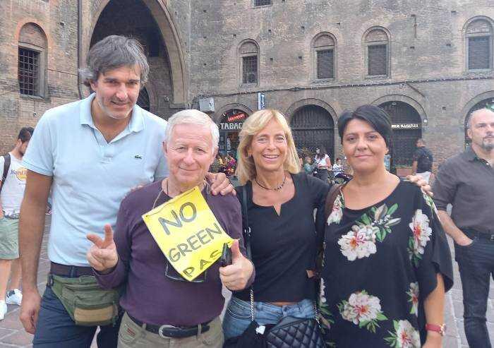 Green Pass, Italexit in piazza: 'Ecco la strategia per batterlo'