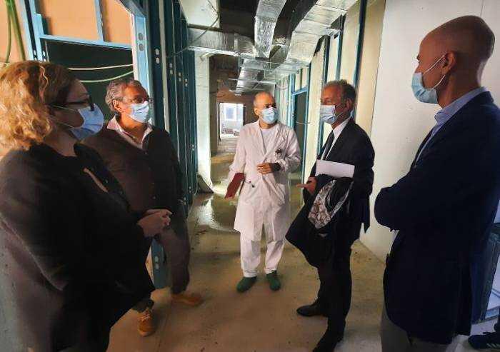 'Pavullo, sull'ospedale forti investimenti, chi lo nega dice il falso'