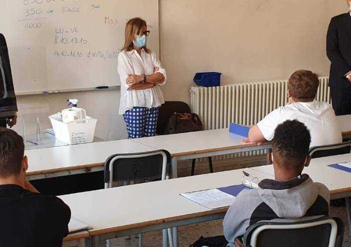 Covid a scuola a Modena, già 10 classi in quarantena