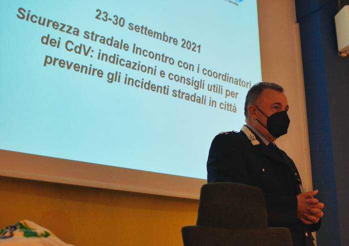 Incidenti stradali, a Modena 5 al giorno, più in città e per distrazione