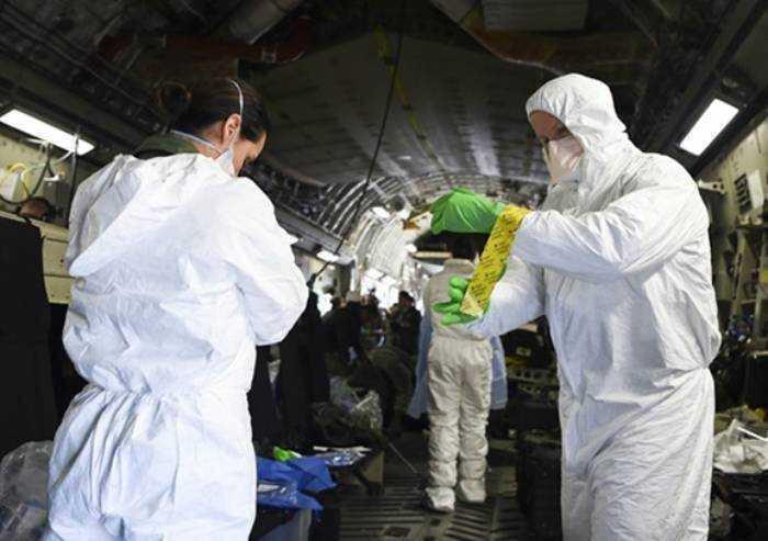 Covid, 258 contagi in Emilia Romagna e sei morti