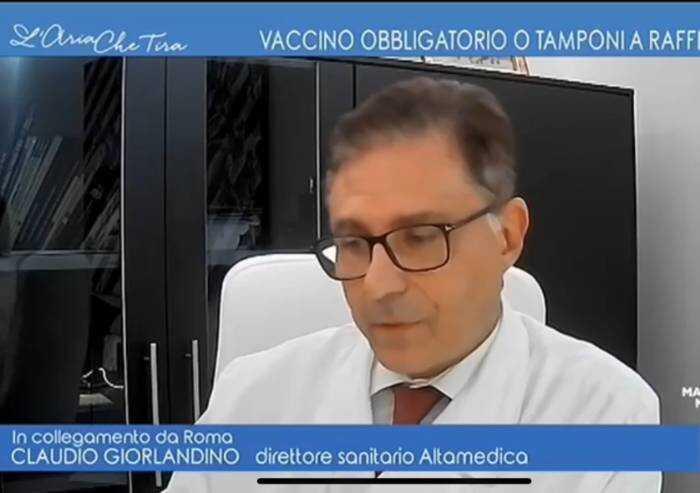 'Fare terza dose di vaccino per un virus che è mutato serve a poco'