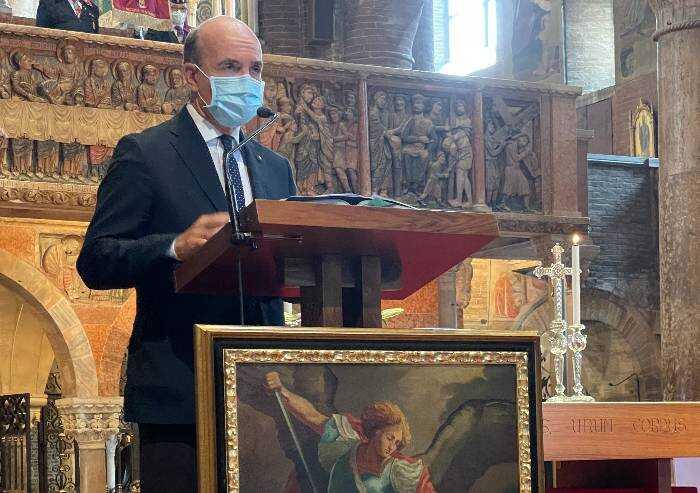 San Michele Arcangelo: la Polizia di Stato festeggia il suo Patrono