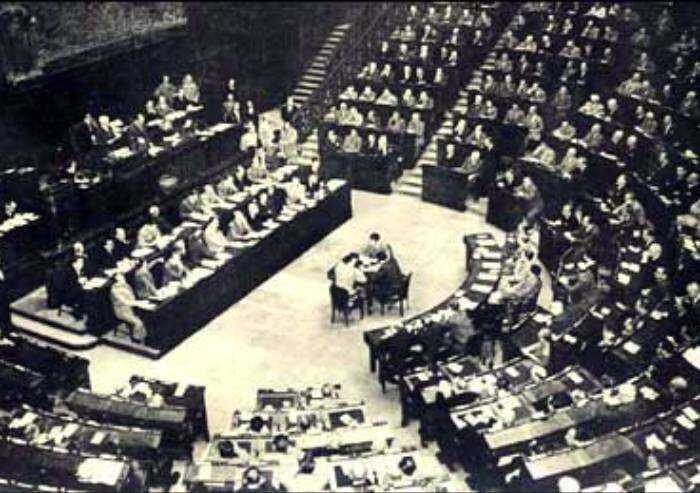 Anniversario Assemblea costituente: convegno per ricordare le 21 donne