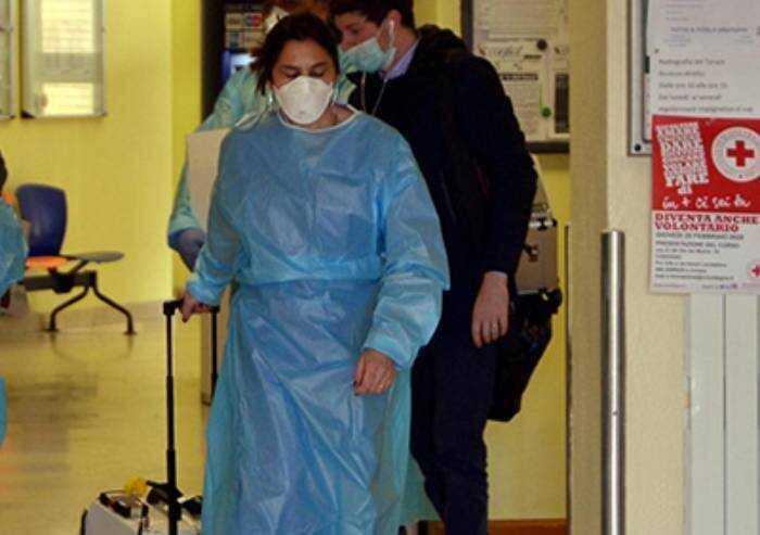 Covid, 351 contagi in Emilia Romagna e due morti