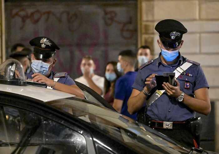 Il sindacato dei carabinieri: 'Green pass legge inaccettabile'
