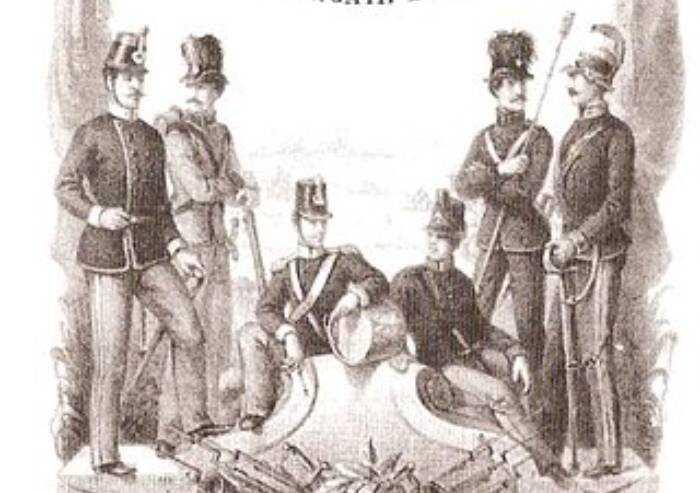 Quel lontano 24 settembre 1863