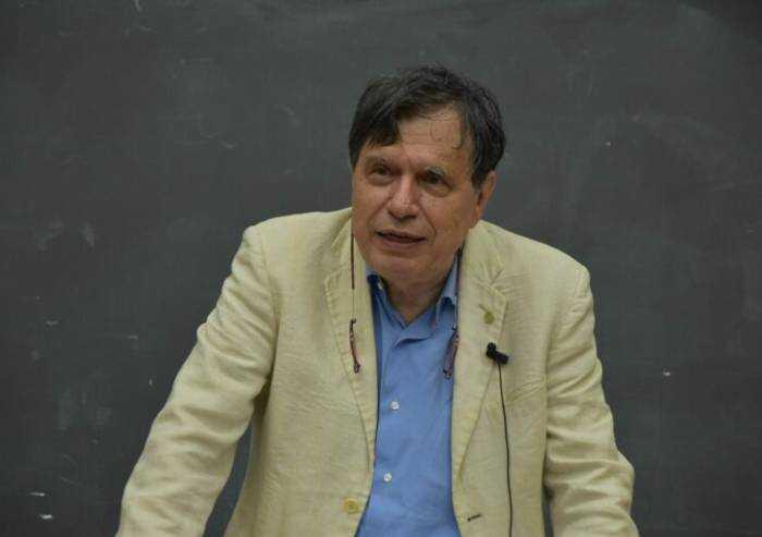 L'italiano Giorgio Parisi è Nobel per la Fisica