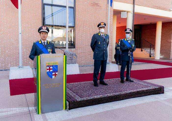 Finanza, Ivano Maccani è il nuovo comandante regionale