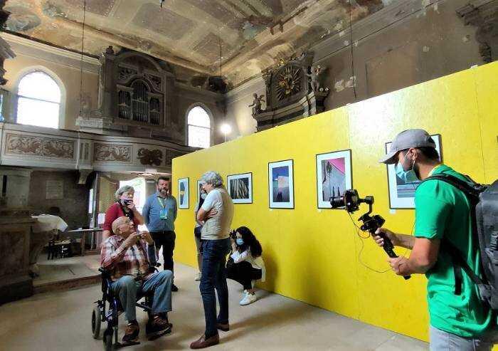 Il fotografo modenese Franco Fontana celebra Ferrara: 'La più bella'