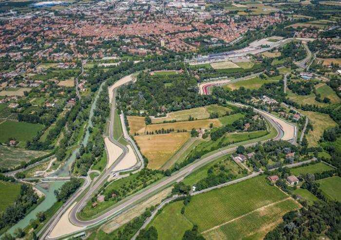 F1: 20 milioni di euro l'anno per mantenere il GP Made in Italy a Imola