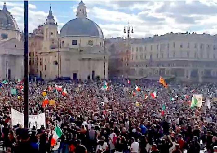 Non equipariamo 15mila manifestanti pacifici a un manipolo di violenti