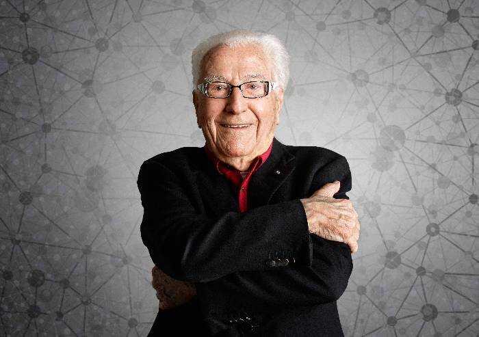 San Felice festeggia i 101 anni del filantropo Marino Golinelli