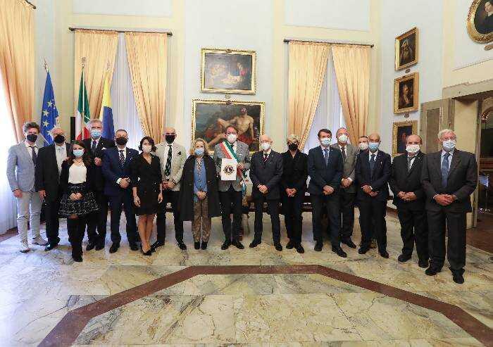 E a Modena il sindaco Muzzarelli incontra i presidenti Lions
