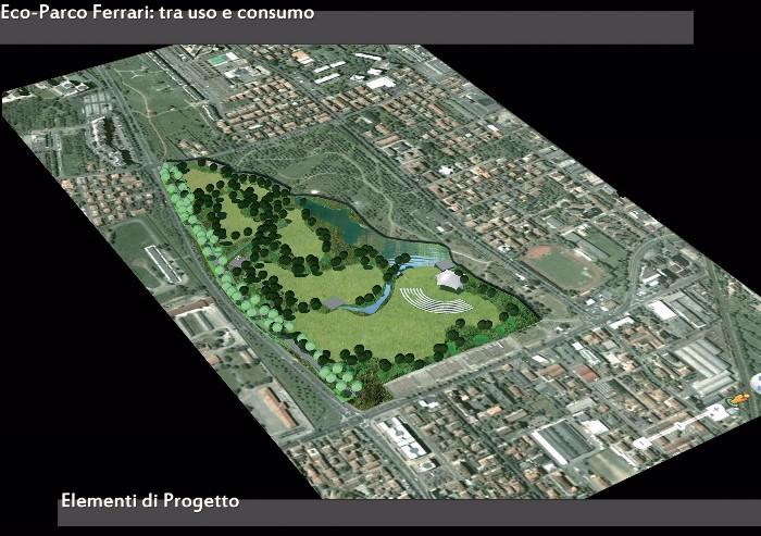 Parco Ferrari, ritorna il tema della riqualificazione