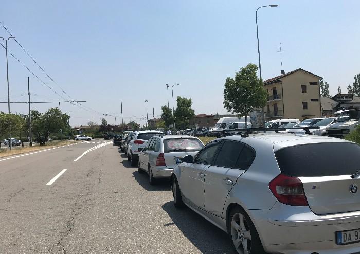 Moschea via delle Suore, ogni venerdì traffico in tilt. E domani finisce il Ramadan
