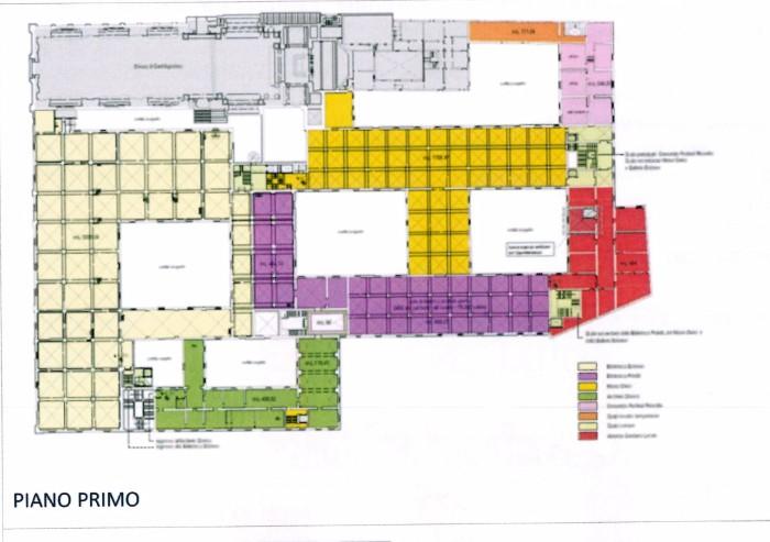 Ex Sant'Agostino, ecco tutte le nuove planimetrie: 'Assenza di confronto'