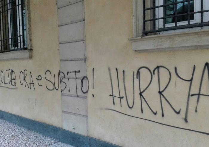 'Violenze a senso unico, antagonisti braccio dei mandanti morali Pd'