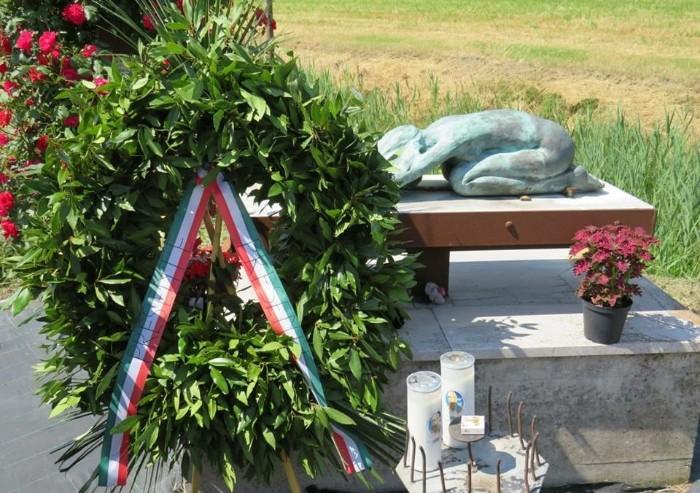 San Possidonio, in memoria delle vittime della Corriera fantasma
