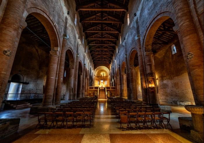 Abbazia di Nonantola, una meraviglia avvolta dal silenzio