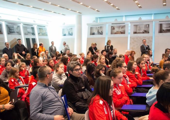 Festival sportivamente, applausi per docu-film sullo sport inclusivo