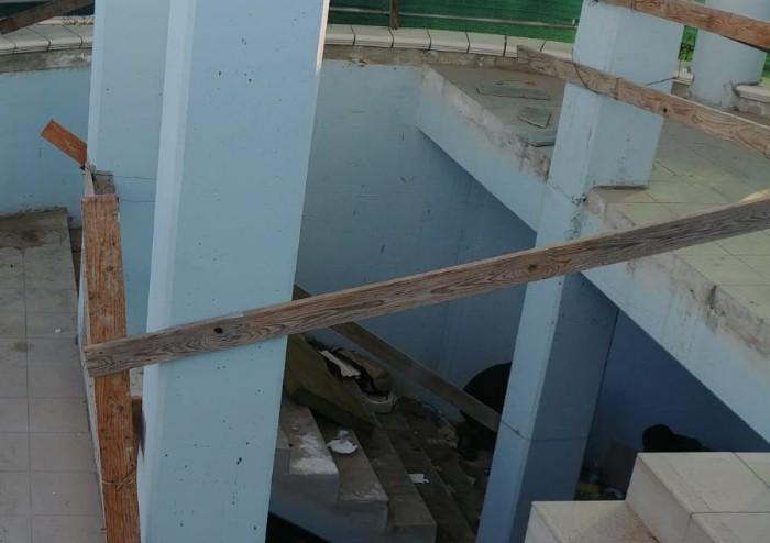 Sottopasso ex Benfra, insicurezza e degrado dopo l'inaugurazione
