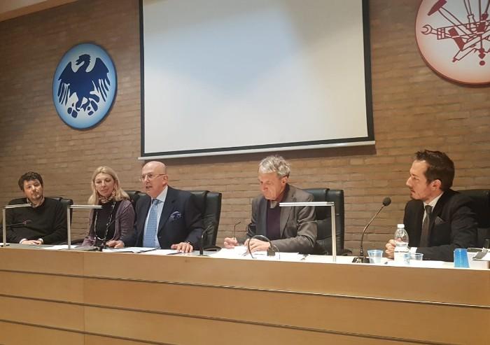 Lega, Prampolini annuncia Ludovico Muratori come guida: pochi in sala