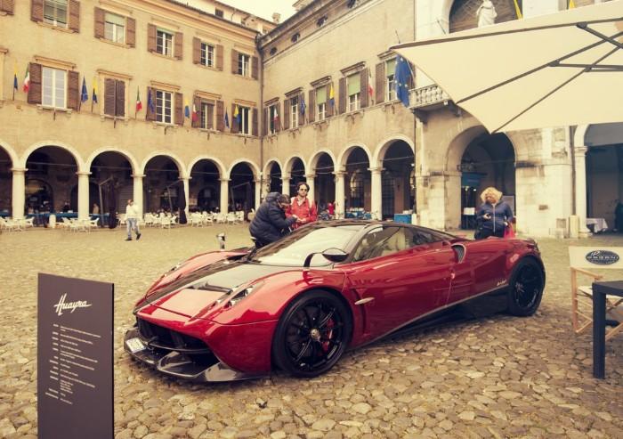 Modena Wheels, tornano in città le auto da sogno